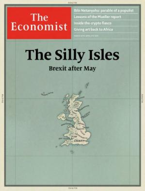 Book cover The Economist (March 30th 2019)