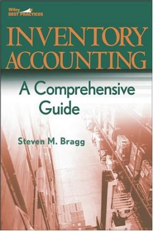 Couverture du livre Inventory accounting: a comprehensive guide