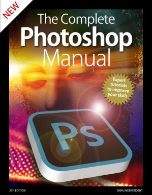 Book cover The Complete Photoshop Manual