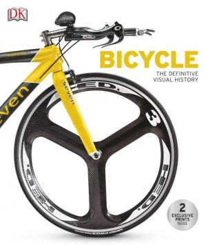 Book cover Bicycle: The Definitive Visual History