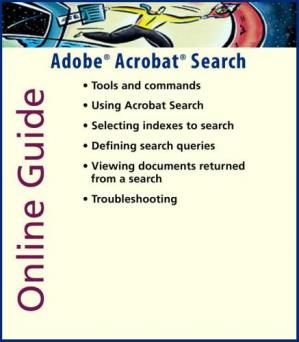 Book cover Acrobat Search 3.0 Online Guide