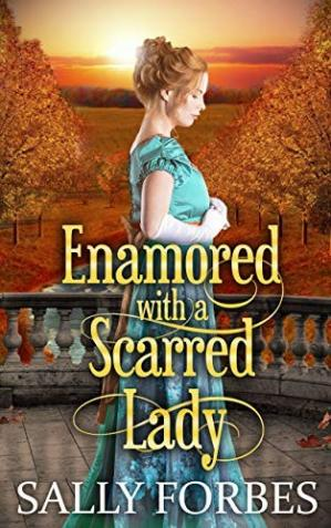 Book cover Enamored with a Scarred Lady