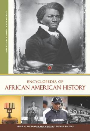 Couverture du livre Encyclopedia of African American History  3 volumes  (American Ethnic Experience)
