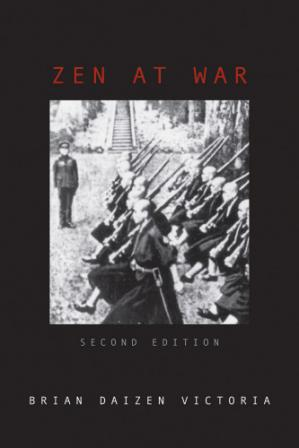 Book cover Zen at War (War and Peace Library)