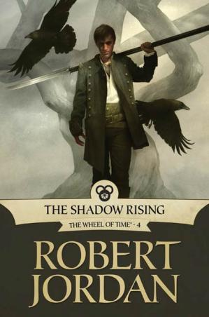 Portada del libro The Shadow Rising