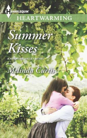 Portada del libro Summer Kisses
