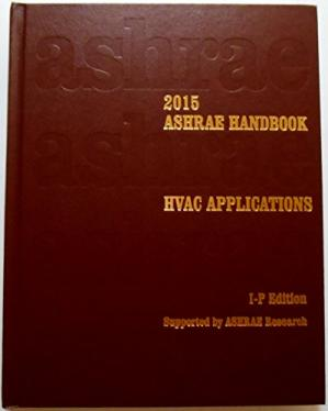 Copertina 2015 ASHRAE Handbook -- HVAC Applications Heating, Ventilating, and Air-Conditioning Applications (I-P) - (includes CD in I-P and SI editions) (Ashrae Applications Handbook Inch/Pound