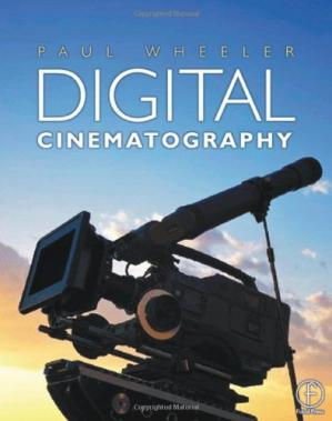 Book cover Digital Cinematography