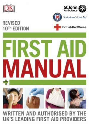 Bìa sách First Aid Manual