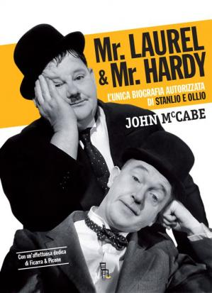 Book cover Mr. Laurel & Mr. Hardy