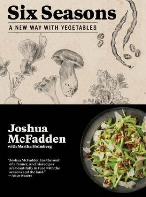 Book cover Six Seasons: A New Way with Vegetables