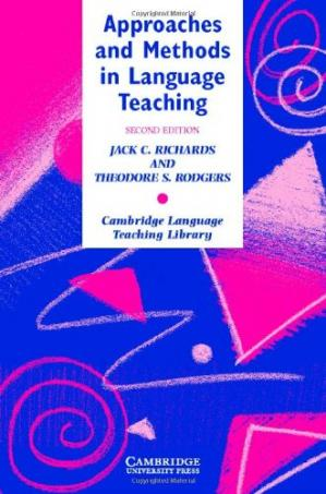 Book cover Approaches and Methods in Language Teaching