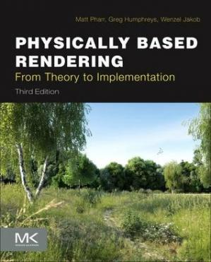Εξώφυλλο βιβλίου Physically Based Rendering: From Theory to Implementation