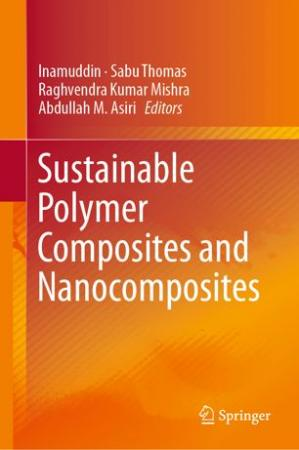 غلاف الكتاب Sustainable Polymer Composites and Nanocomposites