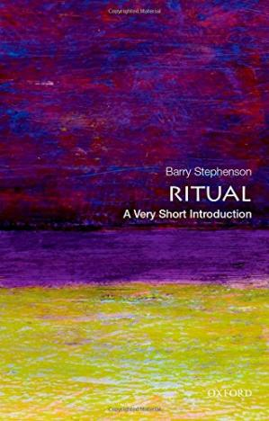 Book cover Ritual: A Very Short Introduction
