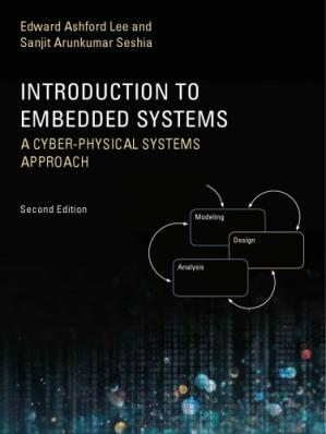 Book cover Introduction to embedded systems: a cyber-physical systems approach