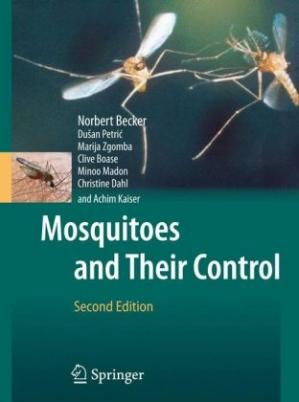 Portada del libro Mosquitoes and Their Control