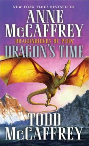 Book cover Dragon's Time