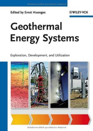 Copertina Geothermal Energy Systems: Exploration, Development, and Utilization