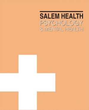 Book cover Psychology & mental health