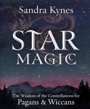 Portada del libro Star Magic: The Wisdom of the Constellations for Pagans & Wiccans