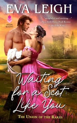 Book cover Waiting for a Scot Like You