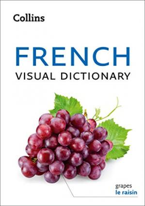 Book cover Collins French Visual Dictionary