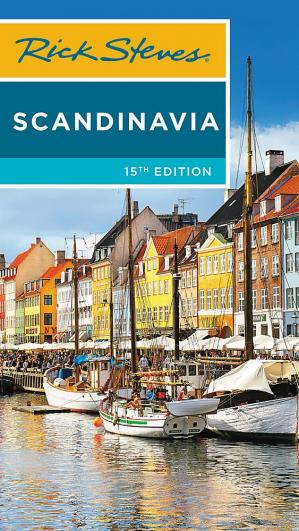 Book cover Rick Steves Scandinavia