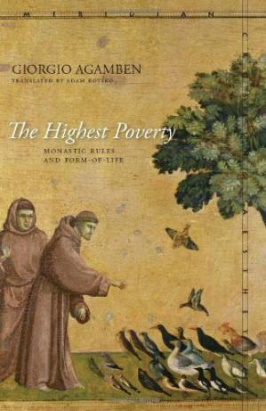 Buchdeckel The Highest Poverty: Monastic Rules and Form-of-Life