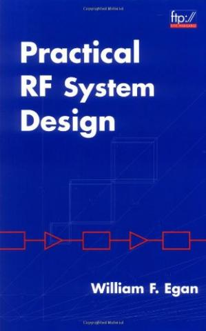 Book cover Practical Rf System Design
