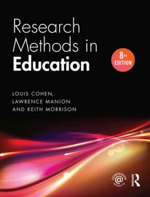 书籍封面 Research Methods in Education