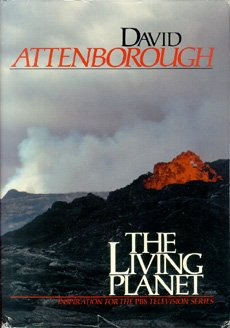Book cover The Living Planet: A Portrait of the Earth