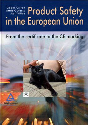 Book cover Product Safety in the European Union