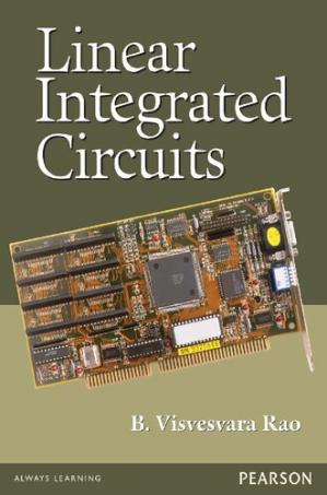 Book cover Linear Integrated Circuits