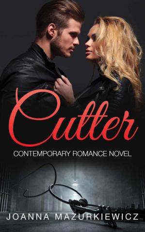 A capa do livro Cutter: Contemporary Romance Novel