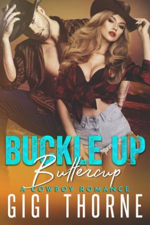 Book cover Buckle Up Buttercup