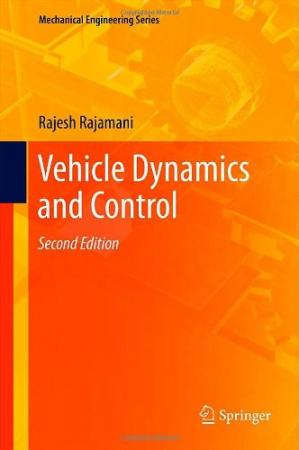 Book cover Vehicle Dynamics and Control