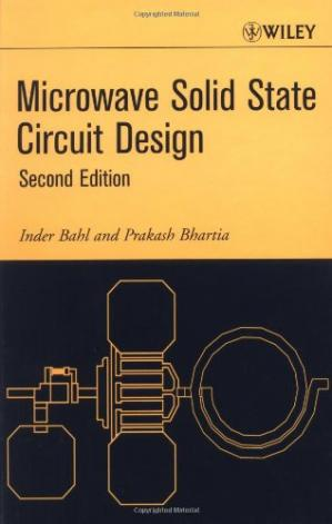 Book cover Microwave Solid State Circuit Design