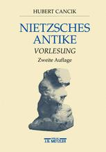 Book cover Nietzsches Antike: Vorlesung
