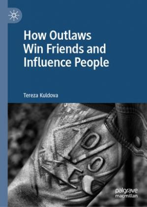 Обложка книги How Outlaws Win Friends and Influence People