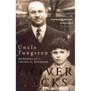 Book cover Uncle Tungsten: Memories of a Chemical Boyhood