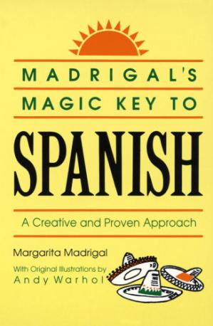 Book cover Madrigals Magic Key to Spanish