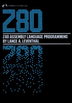 Book cover Z80 Assembly Language Programming