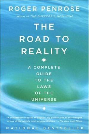 表紙 The road to reality