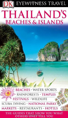 বইয়ের কভার Thailand's Beaches & Islands