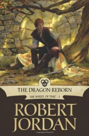 表紙 The Dragon Reborn: Book Three of 'The Wheel of Time'