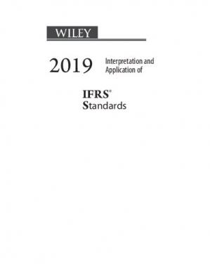 Book cover Wiley Interpretation and Application of IFRS Standards
