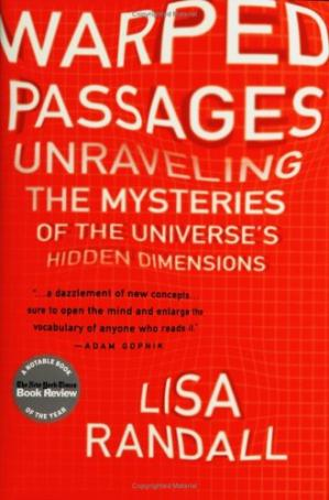 Copertina Warped Passages: Unraveling the Mysteries of the Universe's Hidden Dimensions