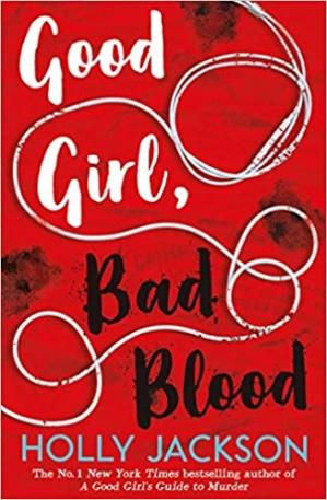 Book cover Good Girl, Bad Blood