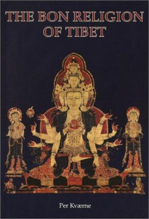 Buchdeckel The Bon Religion of Tibet: The Iconography of a Living Tradition